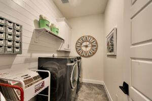 Bridgeland Laundry Room