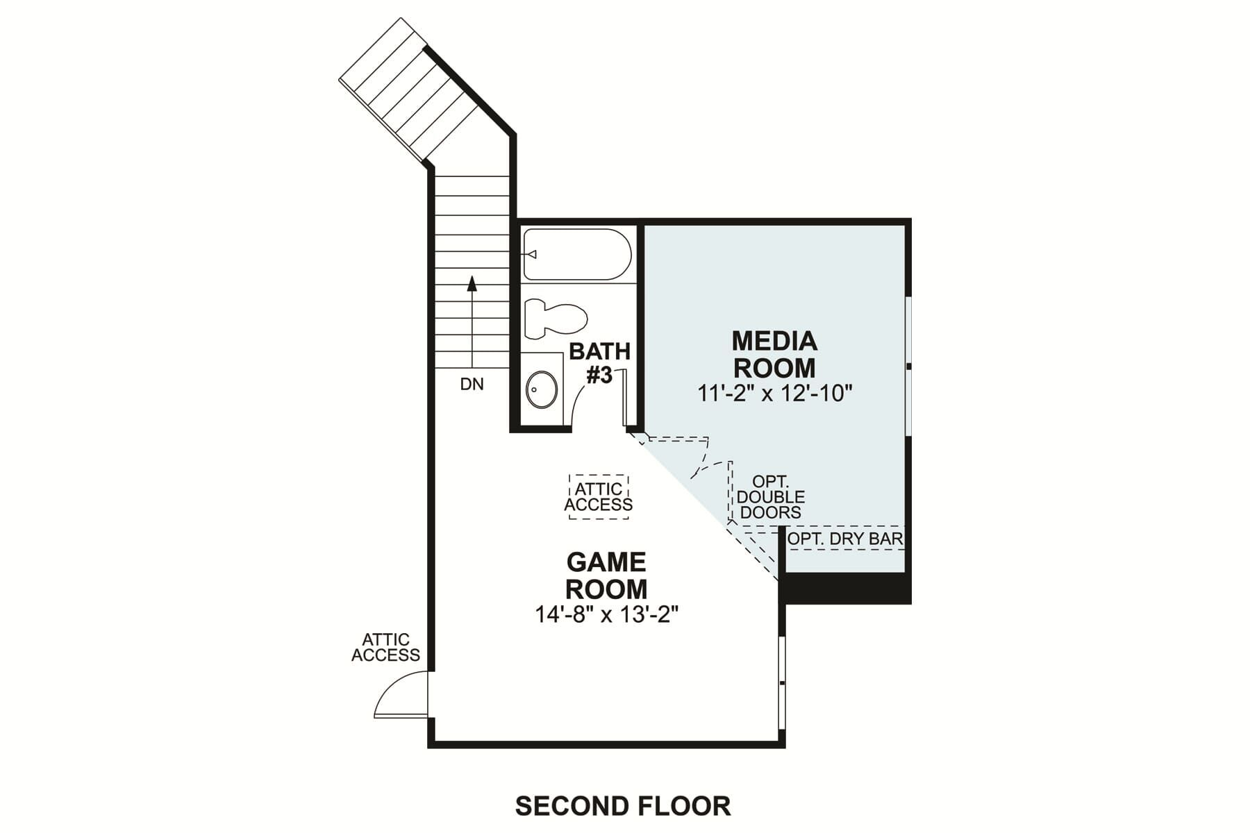Roseville Floorplan
